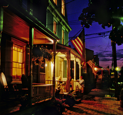 Magic Hour, Annapolis, Maryland, September 2005
