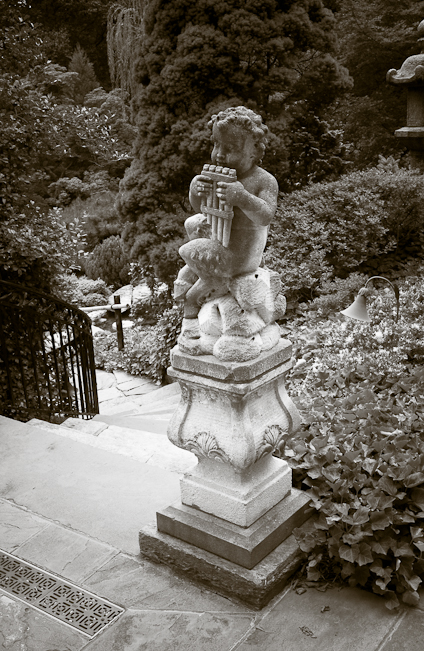 Pan, Hillwood, Washington, D.C., July 2008