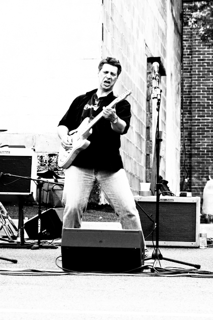 Playin' The Blues, Chambersburg, PA, May 2011