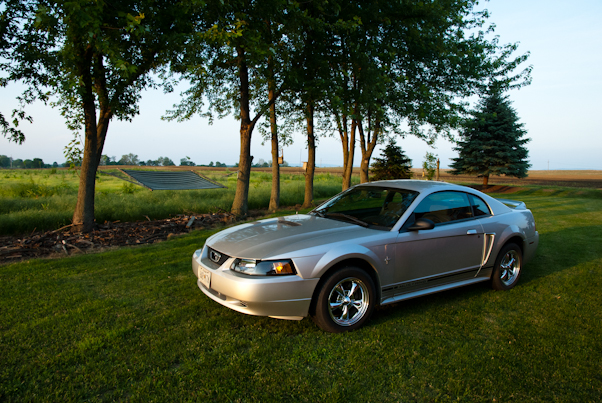 Mustang 2000, Antrim Township, Pennsylvania, May 25, 2011