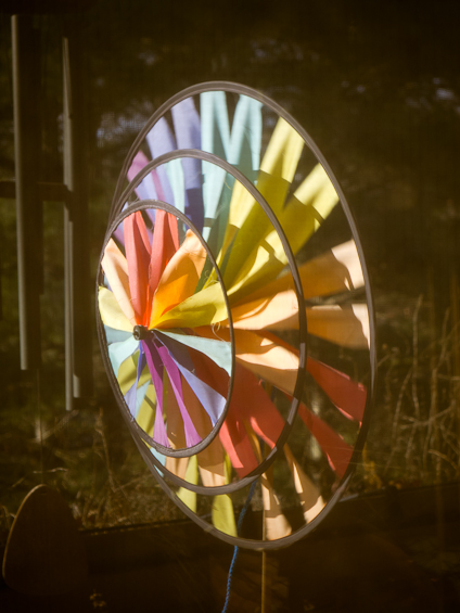 Pinwheel, Hunter Hill, March 2012