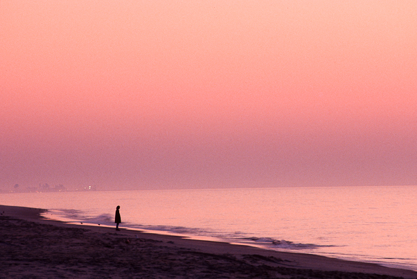 Sunrise, Assateague Island, Maryland, May 1991