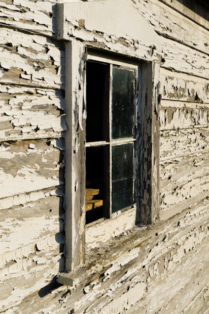 Window, Outbuilding, Mumma Farm, Antietam National Battlefield P