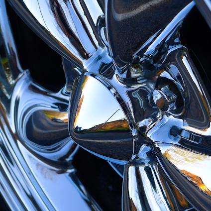 Mustang 2000, Waxed Bullit Rim