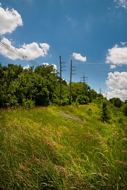 Powerline, Fairgrounds Park, Hagerstown, Maryland, June 29, 2013