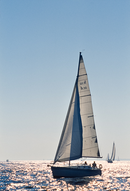 Dazzled, Sailing, Thomas Point Area, Chesapeake Bay, Maryland, O