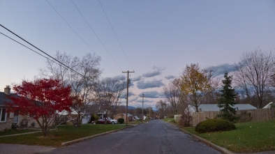 Road Snaps, South-Central Pennsylvania, November 18, 2013