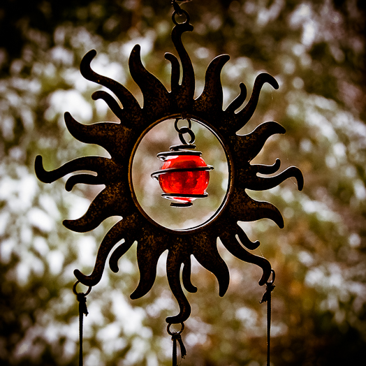 Suncatcher,Balcony Garden Hunter Hill, Hagerstown, Maryland, Dec