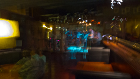 In Motion, Compadres at Canvasback, Cambridge, Maryland, April 1