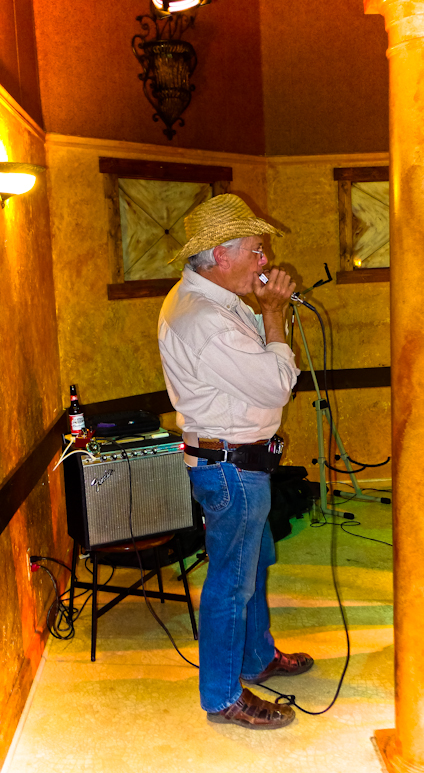 One of Five Compadres at Canvasback, Cambridge, Maryland, April